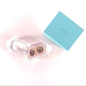 Tiffany & Co Crystal Trinket Box